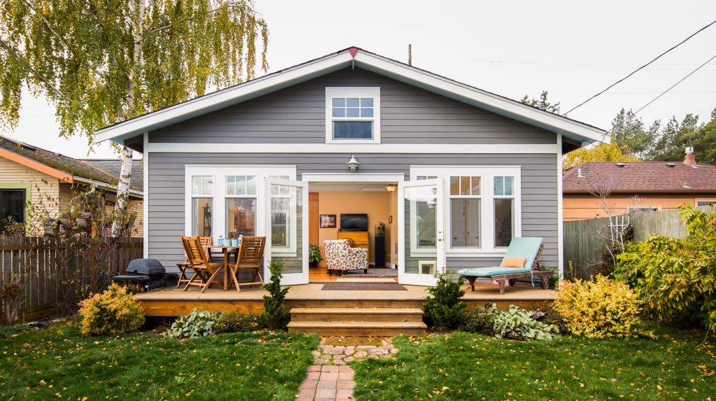 Builder home