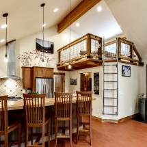 Custom Build Kitchen and Loft