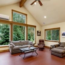 Custom Build Living Room