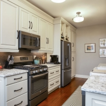 Remodel White Kitchen